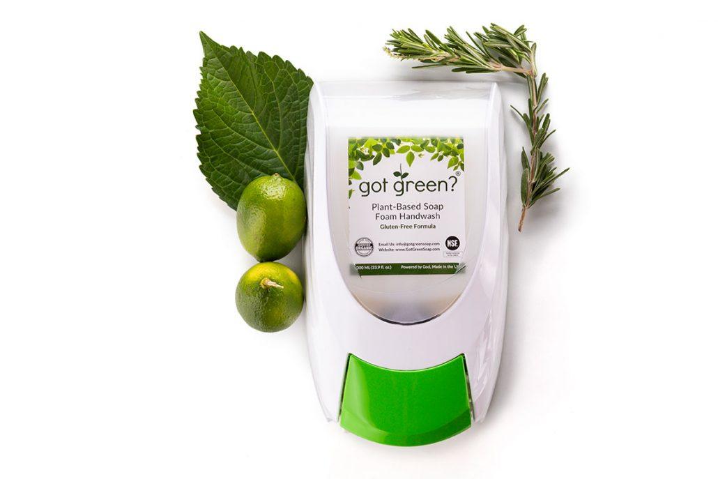 Vegan Soap Dispenser