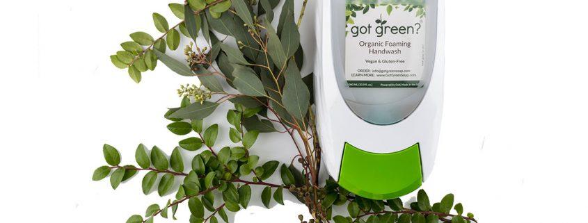 Organic Foam Soap