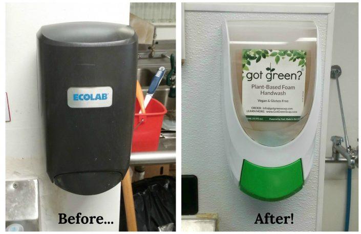 Eco vs GotGreen