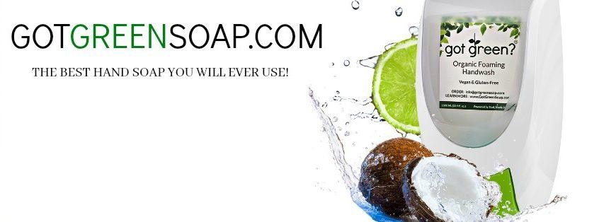 Natural Antibacterial Soap