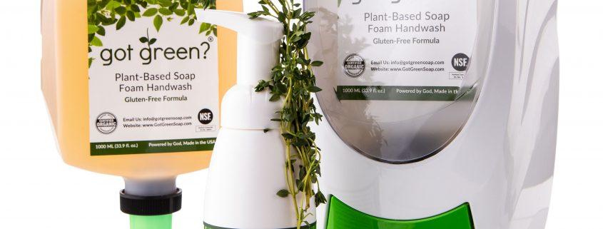 Organic Soap Refill
