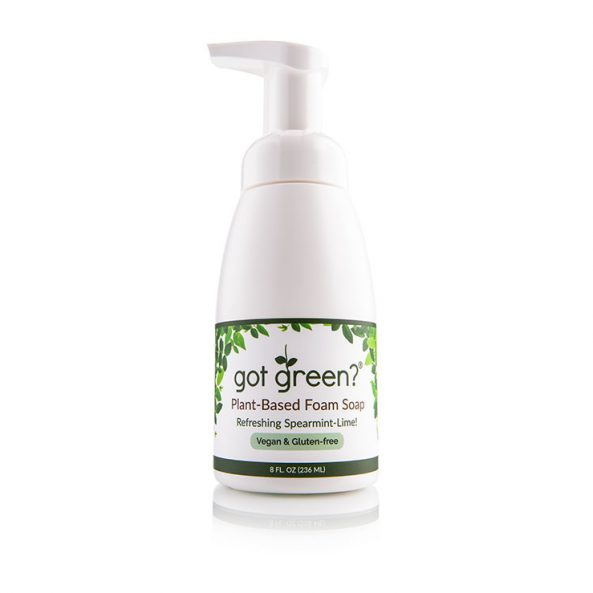 Spearmint-Lime Foamer