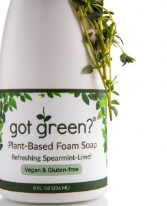 Got Green Thyme Soap
